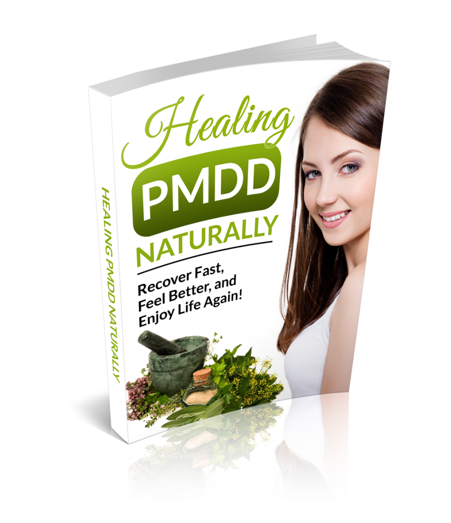 Healing PMDD Naturally Ebook